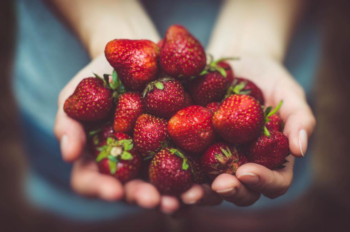 Erdbeer Bild (c) Foto Artur Rutkowski