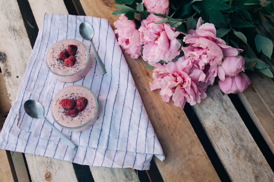 Rezept Erdbeercreme (c) Foto Alisa Anton